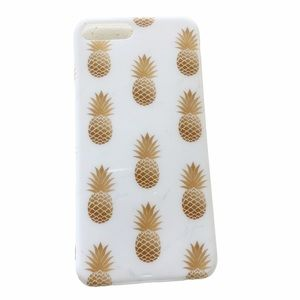 IPHONE 7Plus Pineapple cell phone case